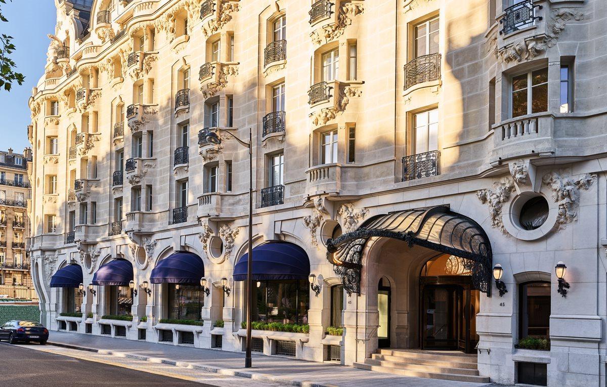 Poliform, компания Poliform, мебель Poliform, бренд Poliform, индивидуальный заказ, реставрация отеля, Lutetia, отель Lutetia, исторический отель, интерьер отеля, обновление отеля, мебель для отеля, topobject, top object, топ объект