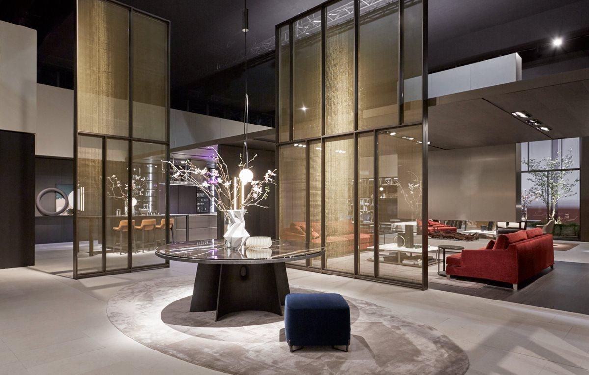 Poliform, компания Poliform, бренд Poliform, мебель Poliform, выставочный дизайн, интерьер, дизайн интерьера, topobject, top object, топ объект, современный интерьер, итальянский дизайн, итальянская мебель