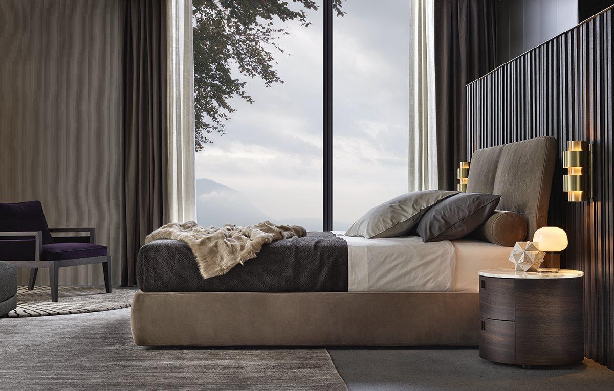 Кровать Poliform Laze