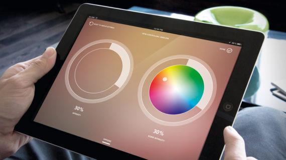 Artemide App – инновации в управлении освещением