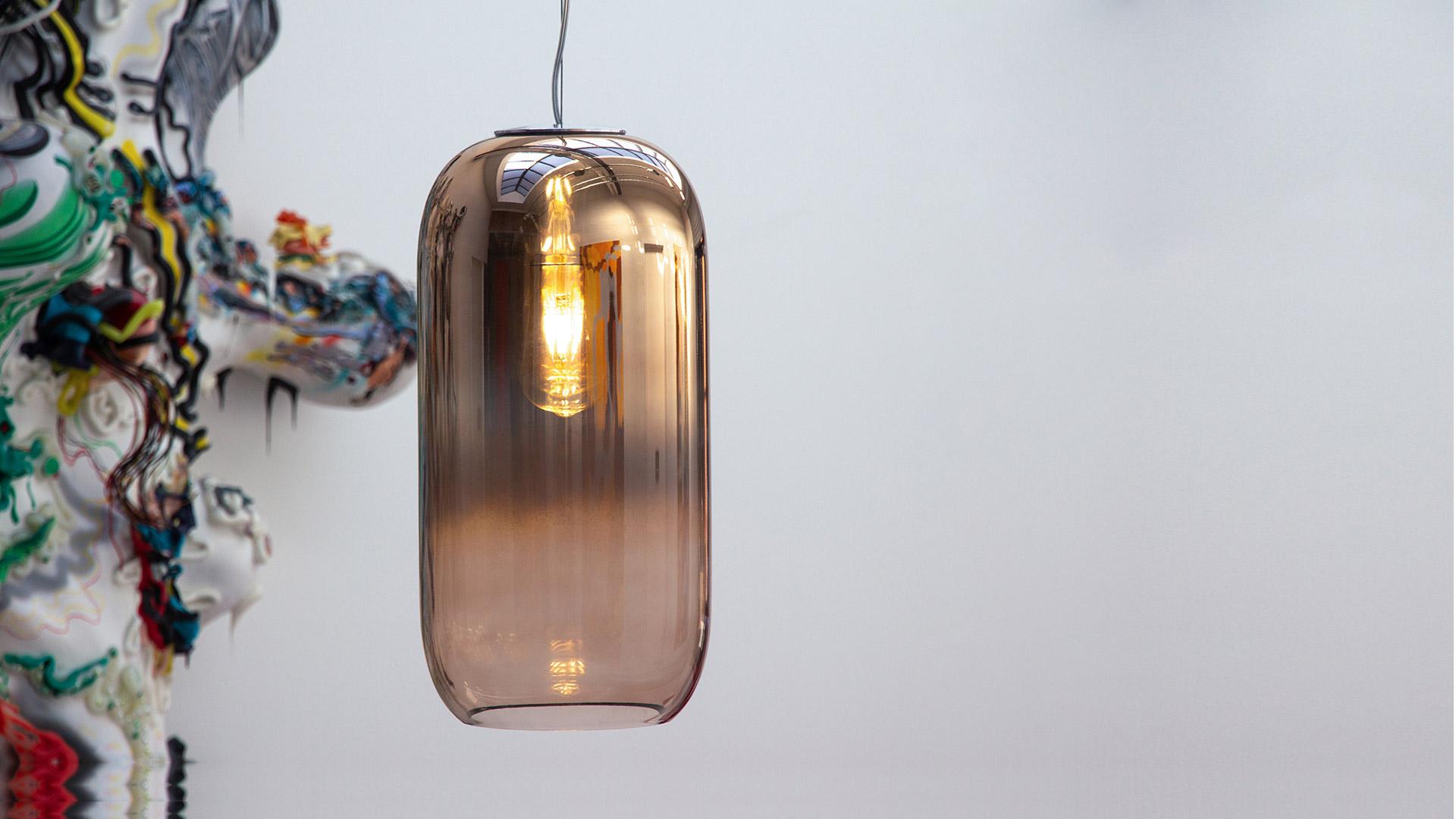 Artemide, Downtown Design, светильники Artemide, неделя дизайна, дизайн освещения, освещение, современное освещение, система освещения, управление освещением, светильник, портативный светильник, прожектор, topobject, топ объект, top object