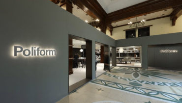 Poliform на выставке итальянской мебели в Шанхае