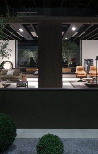 Мебельная выставка Imm cologne 2019: новые модели Poliform