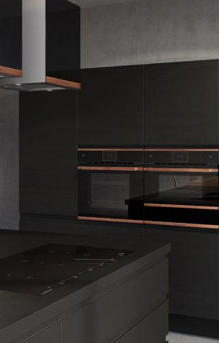 Встраиваемая техника Küppersbusch: индивидуальный дизайн для Вашей кухни