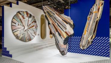 Ковры cc-tapis на Maison&Objet 2019. Эксклюзивная модель от Жан-Мари Массо