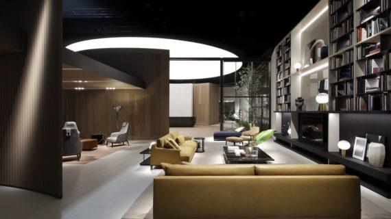 Poliform на мебельной выставке iSaloni 2019
