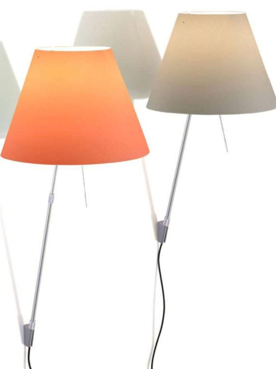 бра, напольный светильник, Costanza, Luceplan, Luceplan Costanza, итальянское освещение, светильники из Италии, бра из Италии, стильный настенный светильник, стильный светильник, дизайнерские бра, дизайнерские светильники, дизайнерское освещение, итальянский стиль