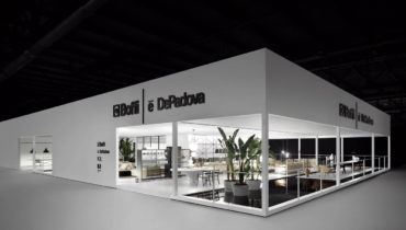"""When Water Meets"" 1999-2019 – уникальная экспозиция Boffi Group на iSaloni 2019"