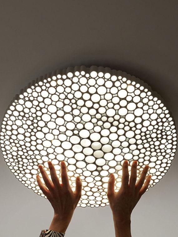 Потолочный светильник, бра, люстра, настенный светильник, Artemide, Calipso, светодиодные светильники, светодиодные лампы, итальянский светильник