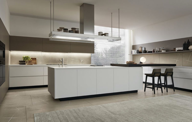 Кухни в Калининграде, стильные кухни в Калининграде, дизайн кухни, дизайн интерьера, дизайнерские кухни,итальянская мебель, итальянский стиль, мебель из Италии, современный стиль, современная мебель, дизайн интерьера, кухни Poliform Калининград, Poliform в Калининграде, Poliform Alea, кухни Poliform в Калининграде