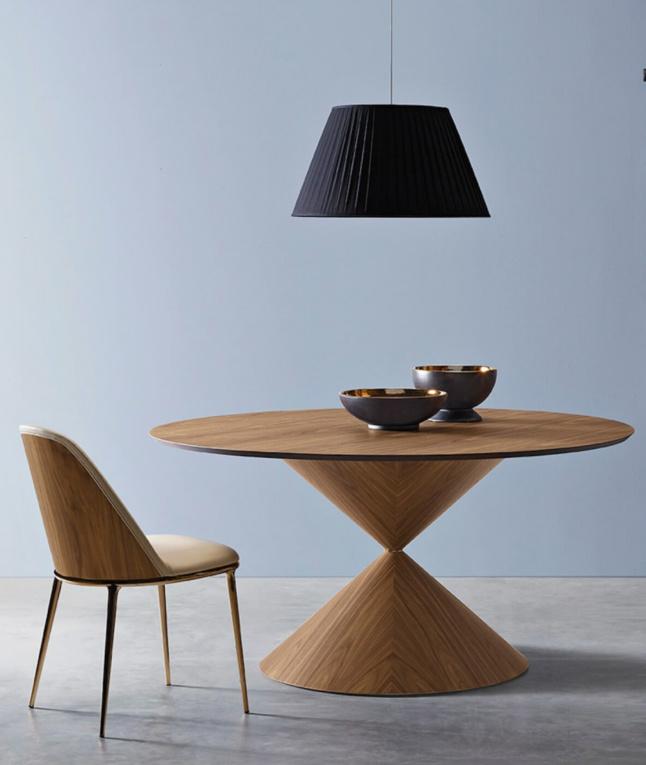 Стол Midj Clessidra, мебель Midj, Стол, стильный стол, дизайнерский стол Калининград, итальянская мебель, итальянский стиль, мебель из Италии, современный стиль, современная мебель, дизайн интерьера, купить стол в Калининграде, современный интерьер