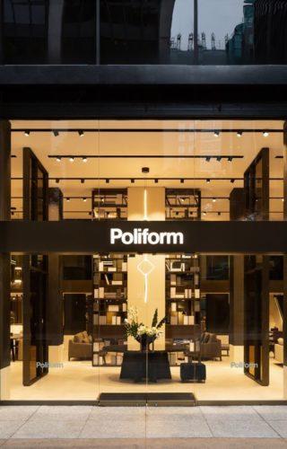 Открытие нового шоурума Poliform в Ванкувере, Британская Колумбия