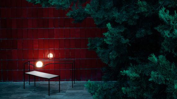 Новая коллекция уличных светильников Heco от Flos и Nendo
