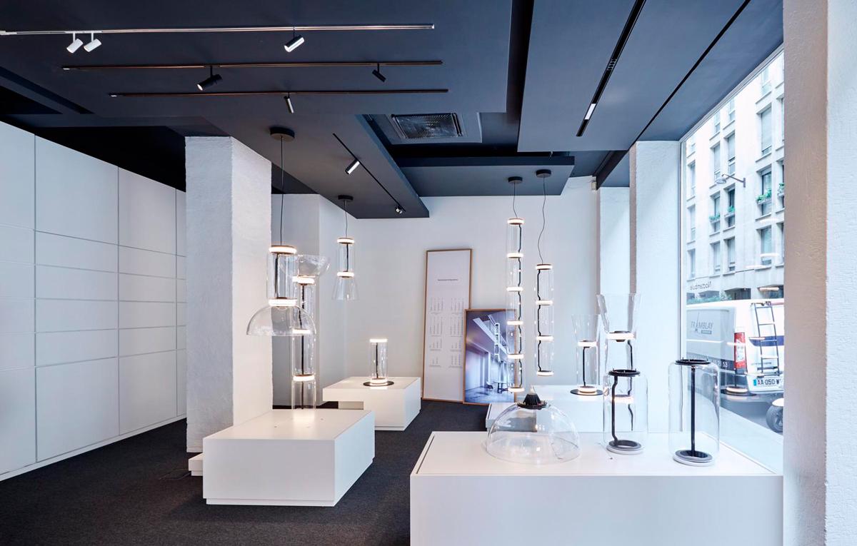 Новинки итальянских дизайнерских светильников Flos