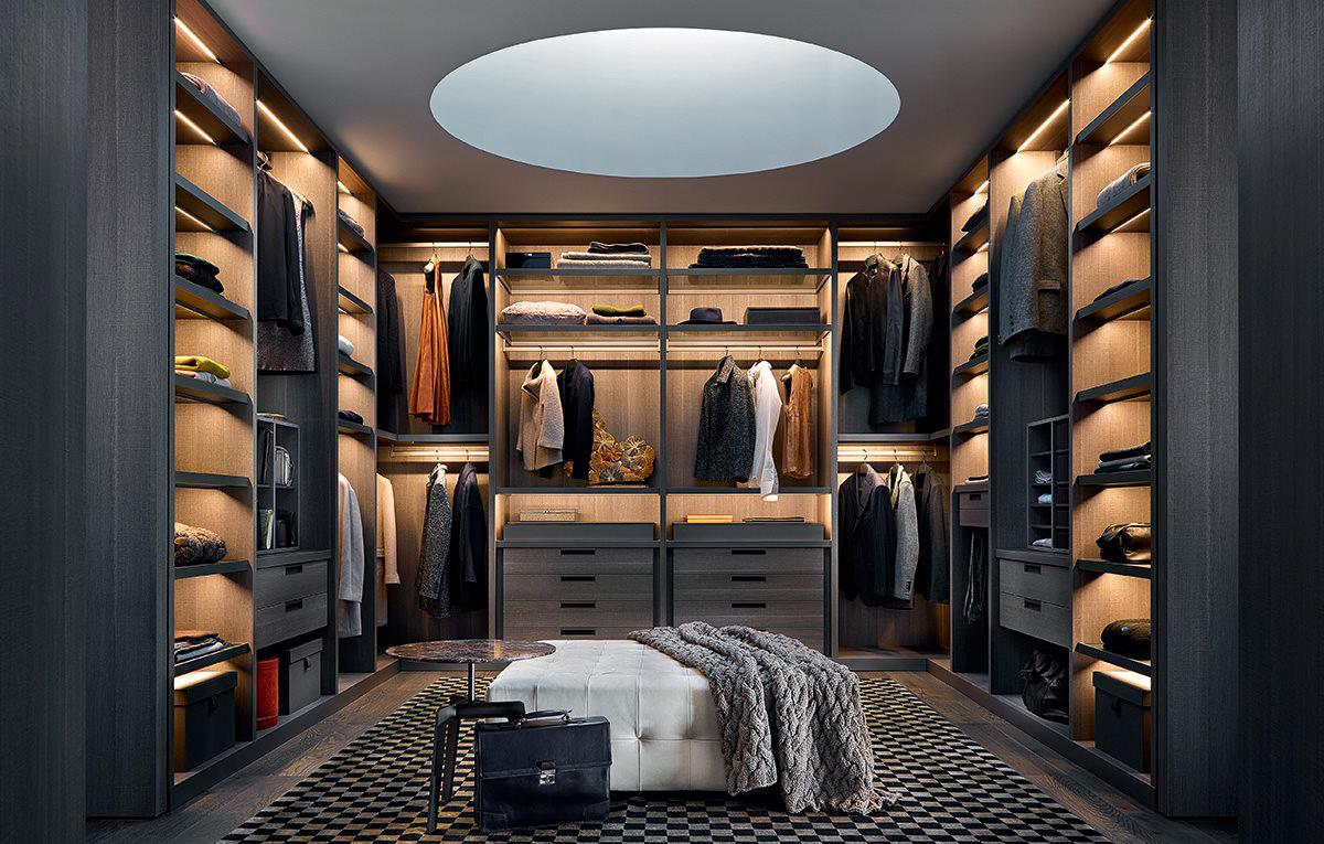 Как выбрать гардеробную систему, отвечающую всем Вашим запросам?