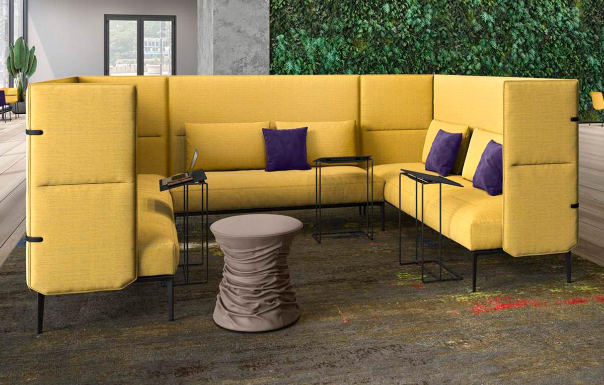 TOP OBJECT создает современные акустические офисные пространства