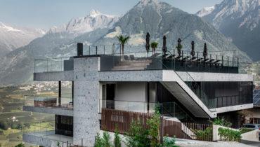 Коллекция Natal Alu от Tribu в отеле Apartment 7, Мерано (Италия)