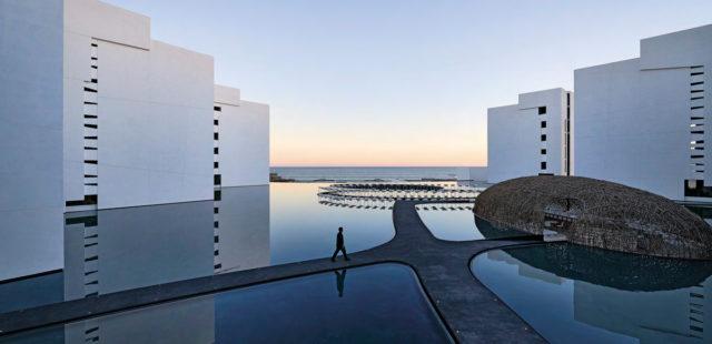 Отель Mar Adentro – между Тихим океаном и мексиканской пустыней