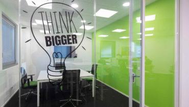 Современная мебель для офиса Bel Italia от бренда IVM, Милан