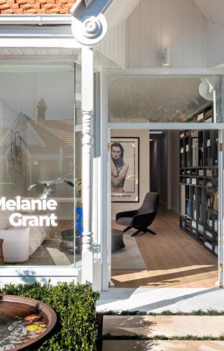 Мебель Poliform в новой студии Melanie Grant в Сиднее, Австралия