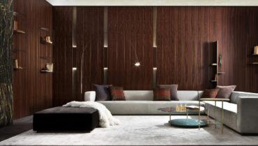 Стеновые панели от итальянской фабрики Laurameroni