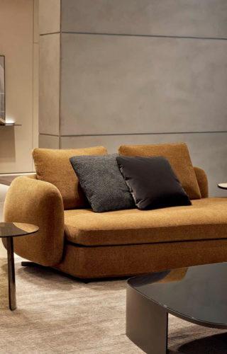 Новый кофейный столик Orbit от итальянского бренда Poliform