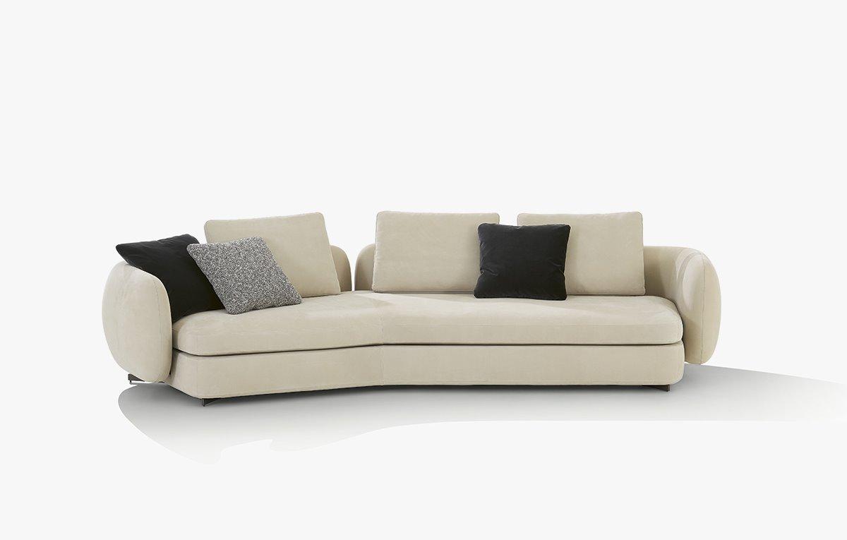 Итальянский диван, модульный диван, угловой диван купить, диван Poliform Saint-Germain, диваны Италия