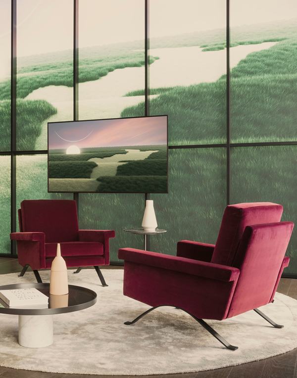 Новинки мебели, итальянская мебель купить, дизайнерская мебель, The Cassina Perspective