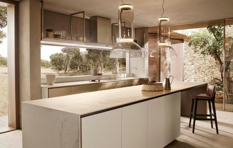 Кухня Poliform Alea Pro, кухонный гарнитур, кухни из Италии, кухни под заказ